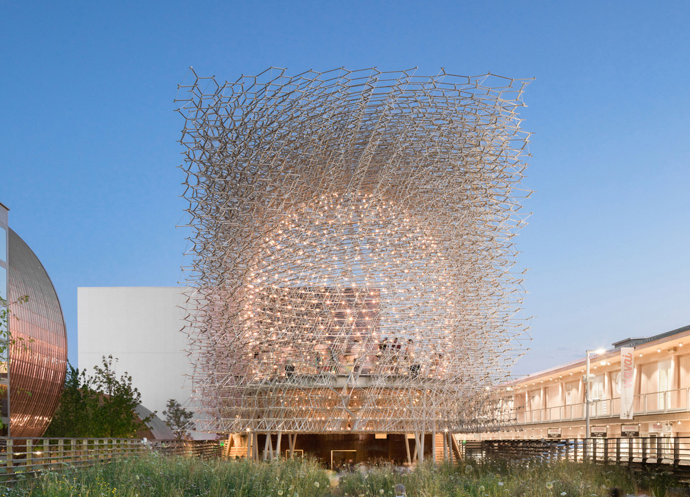 The Hive by Wolfgang Buttress. Photography: Mark Haddon