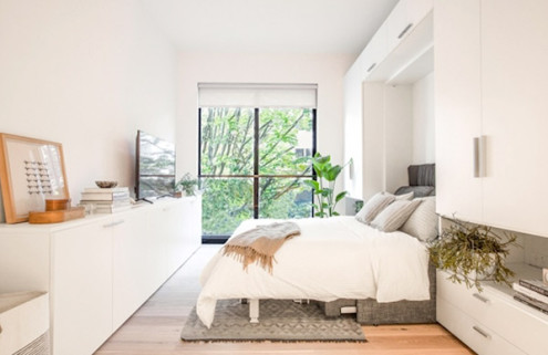 First micro-apartments in New York begin leasing today