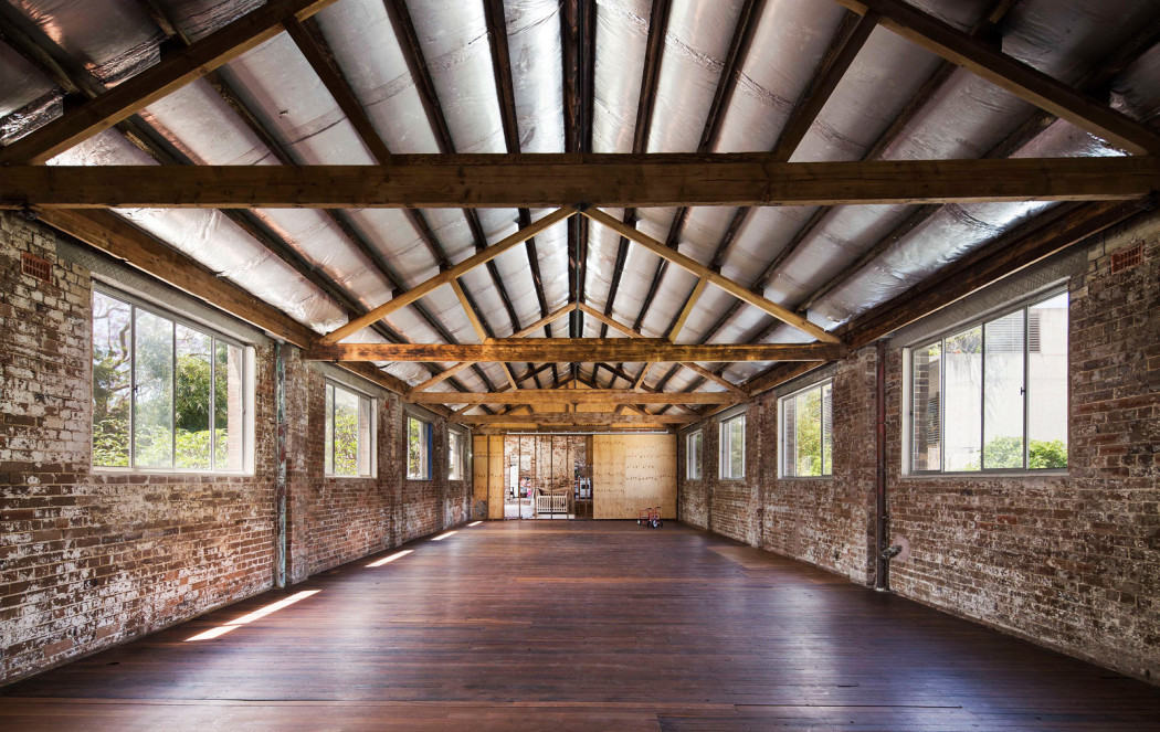 Converted Warehouse property of the week: a blank canvas warehouse conversion in sydney