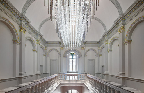 The Smithsonian's revitalised Renwick Gallery opens