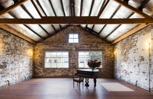 Property of the week: a blank canvas warehouse conversion in Sydney