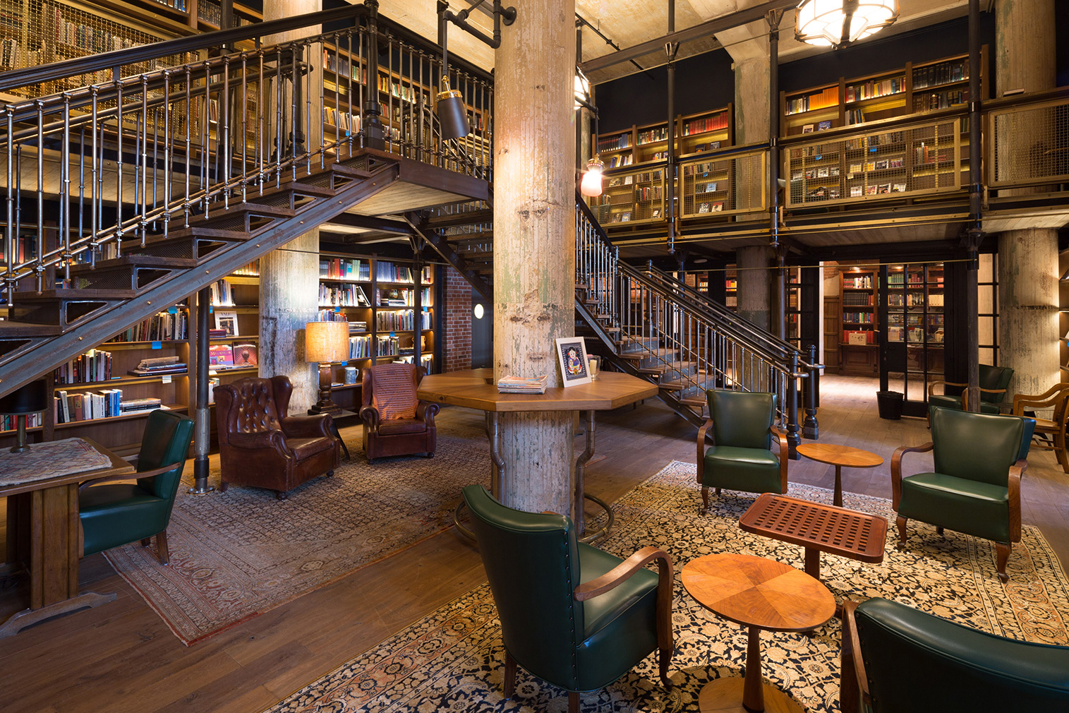 Hotel Emma Opens Inside A 19th Century Brewery In San Antonio The Spaces