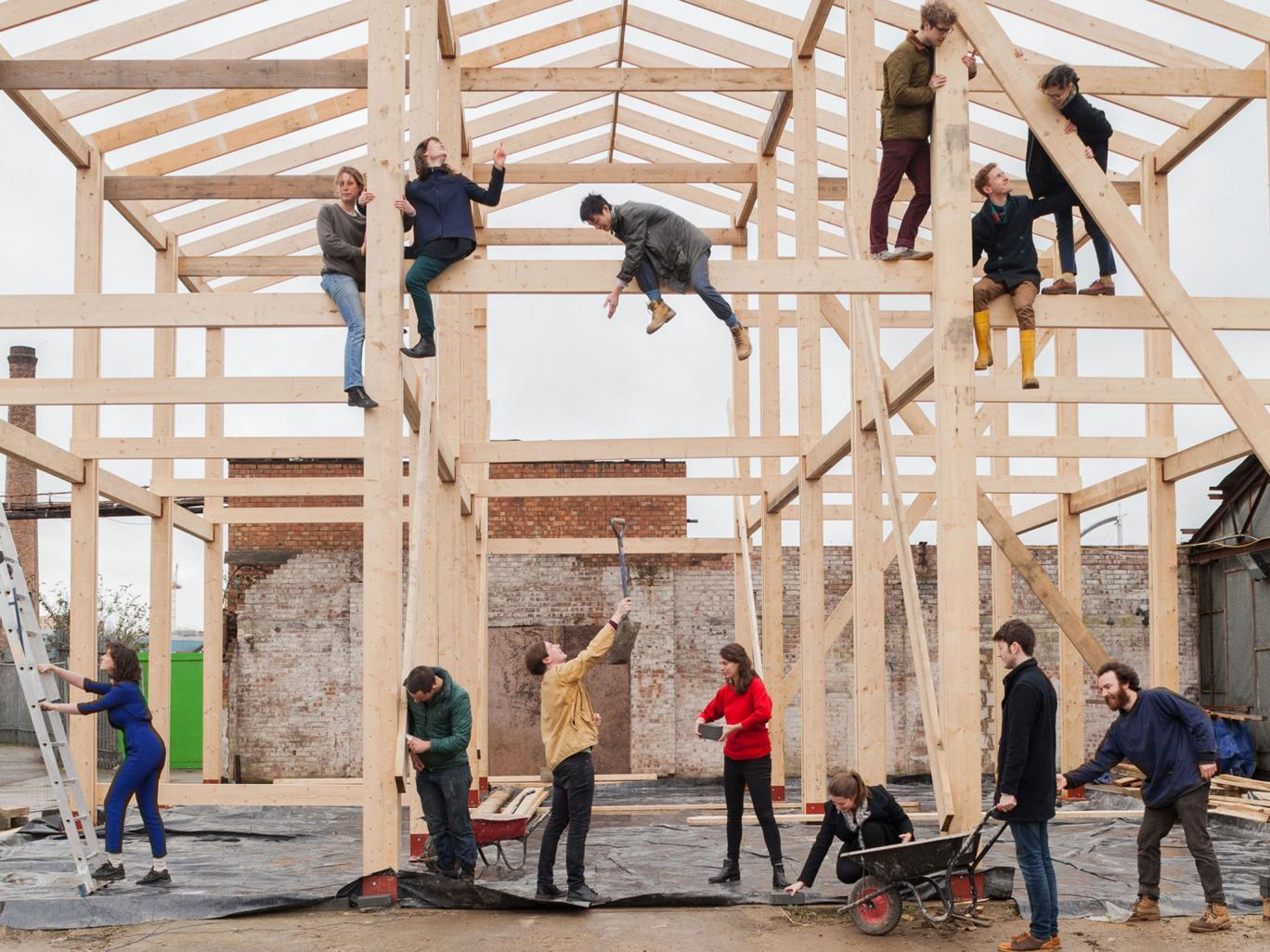 Assemble Becomes First Architecture Studio To Win Turner