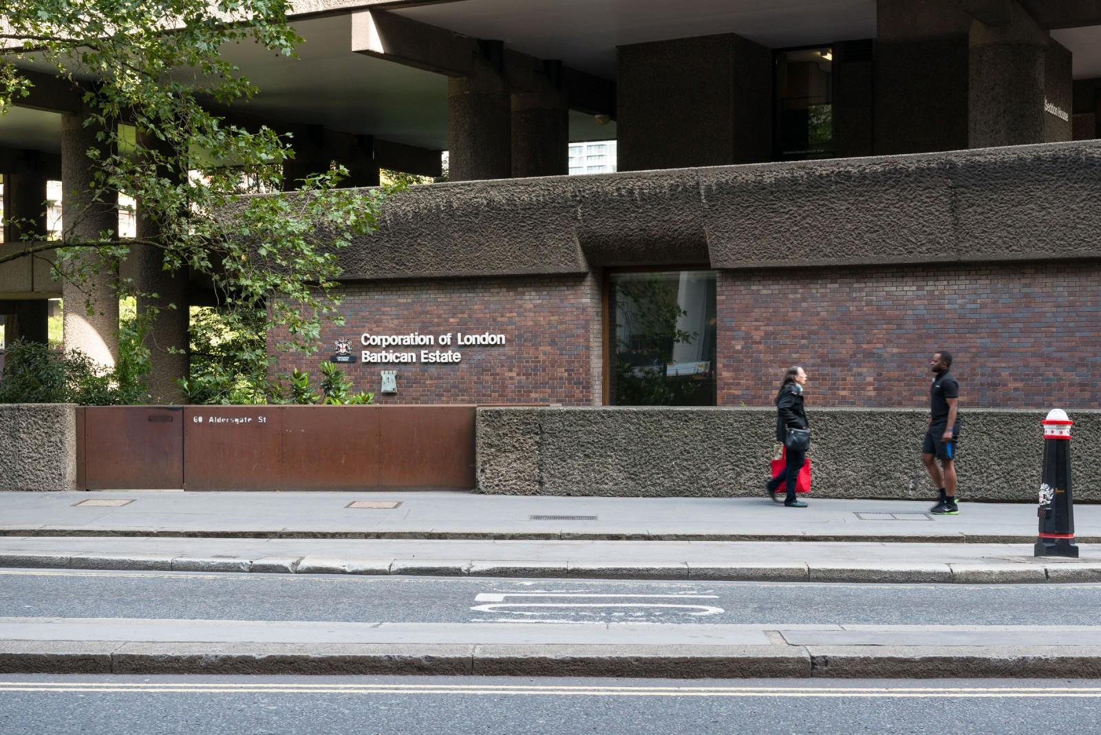 Barbican Estate Office conversion home 16