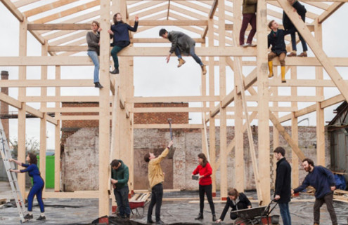 Assemble becomes first architecture studio to win Turner Prize
