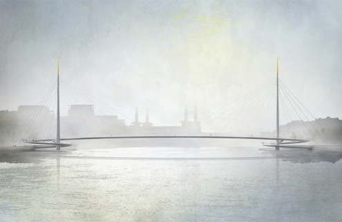 Bystrup confirmed as designer of London's Nine Elms bridge amid criticism