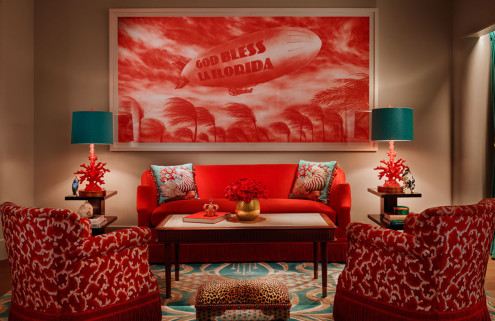 From Luhrmann to Lynch: how film directors do interior design