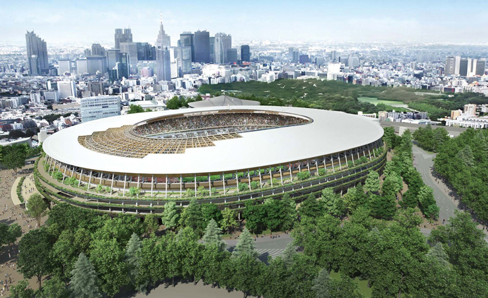 Japan-National-Stadium-design