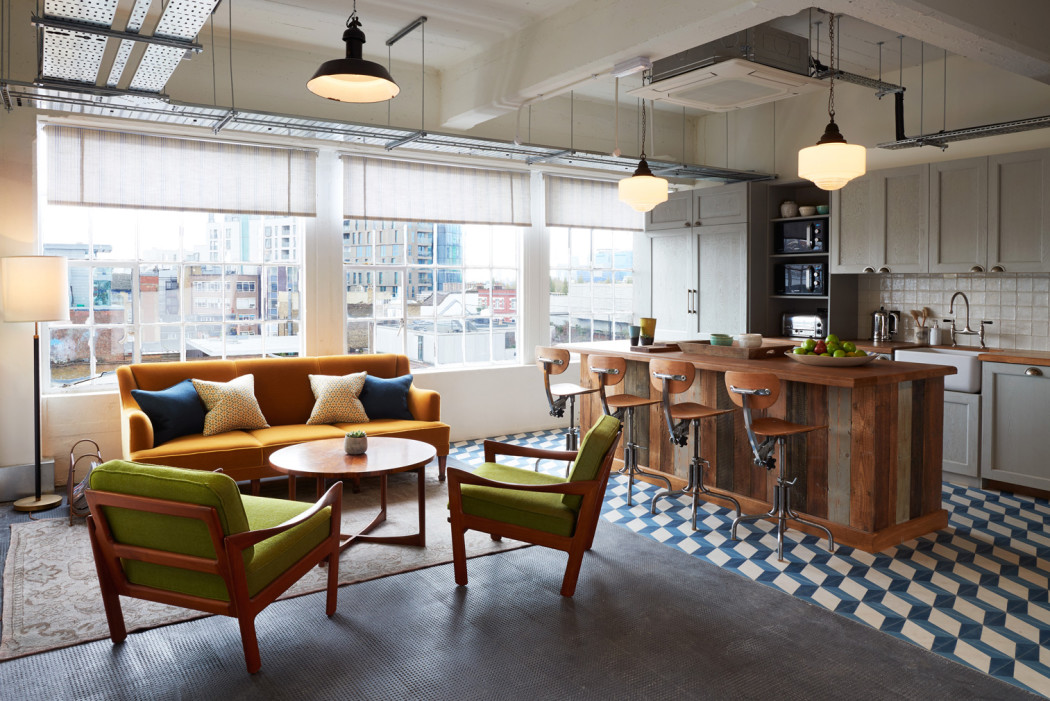Soho House Opens Soho Works A Coworking Space In