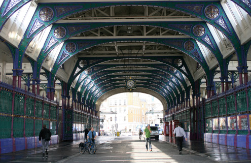 Sale of Smithfield market paves way for Museum of London move