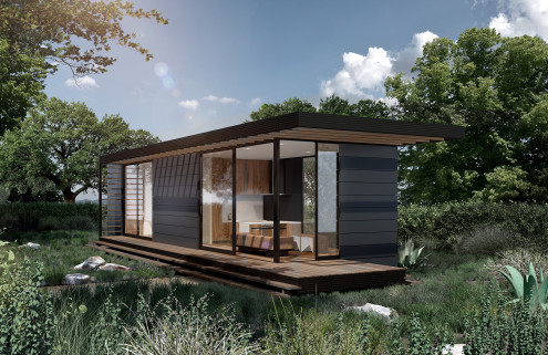 Revolution Precrafted Properties turn tiny homes into collector's items