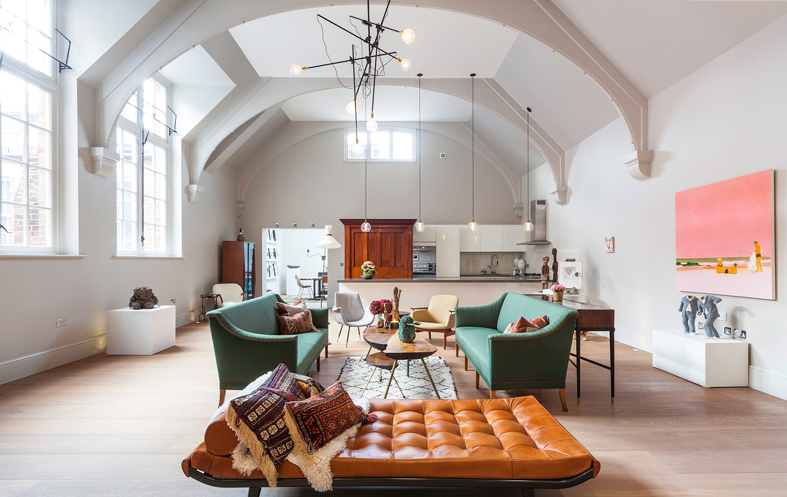 Converted courthouse - the most unusual London homes for sale right now