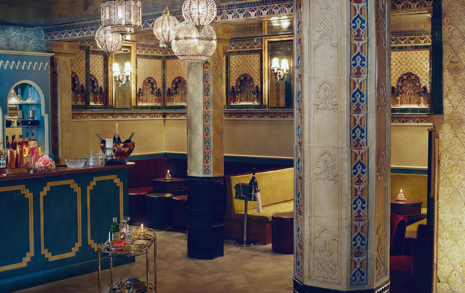 Victorian Bath House in Bishopsgate