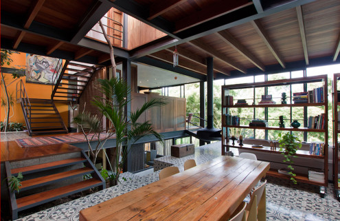 Property of the week: a treetop retreat in the city