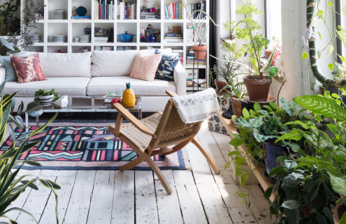Greenteriors: inside the homes of plant-loving creatives