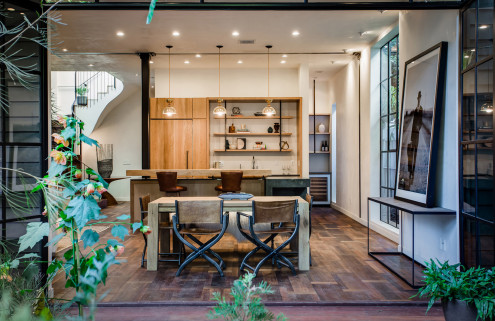Property of the week: a Californian home that blends country and industrial vernaculars