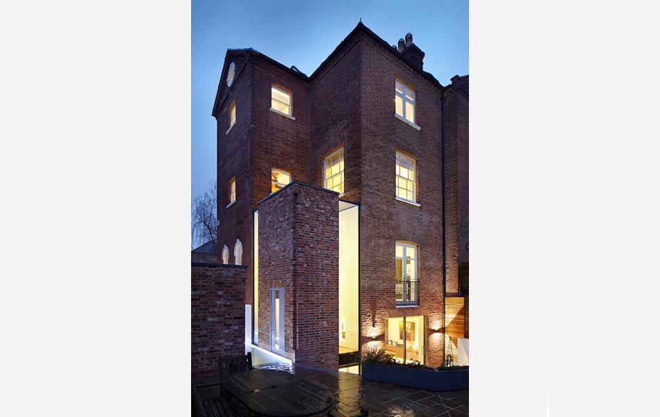 Fraher Architects –The Lantern, Richmond