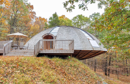 Dome homes to call your own