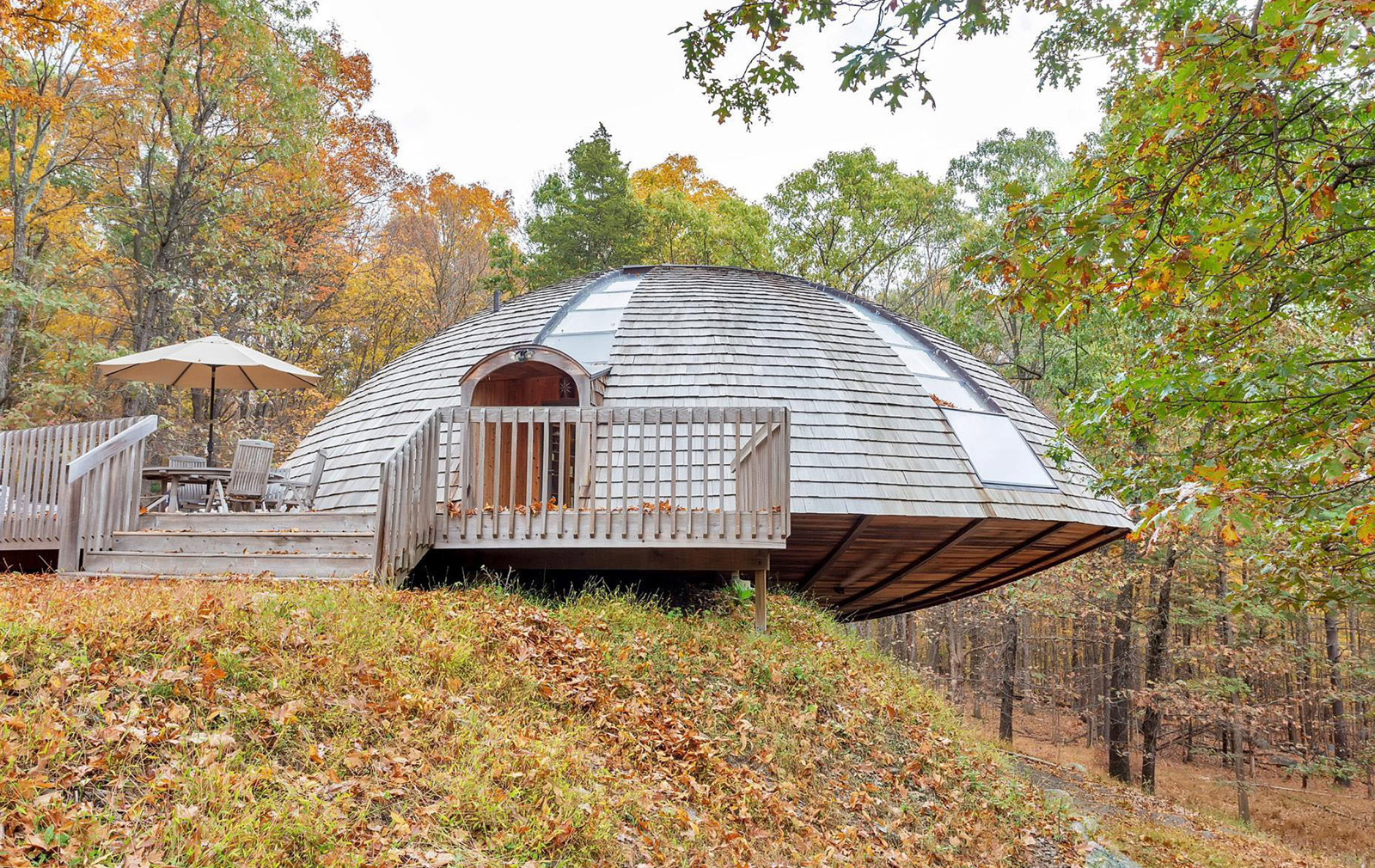 Dome homes to call your own - The Spaces