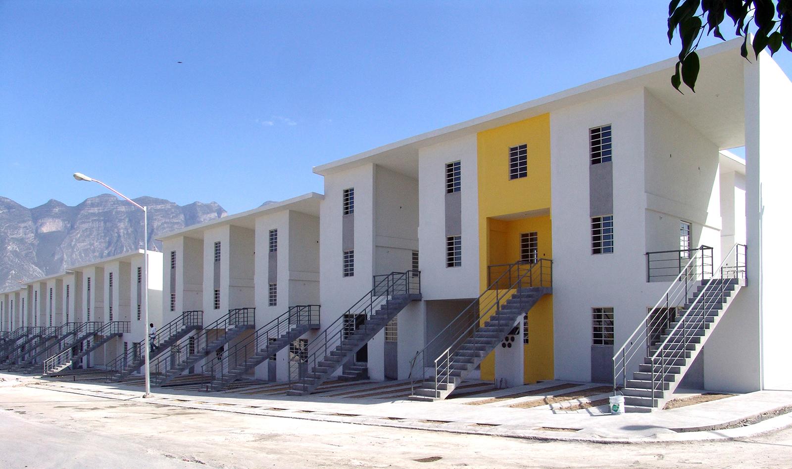 Alejandro Aravena Monterrey Housing