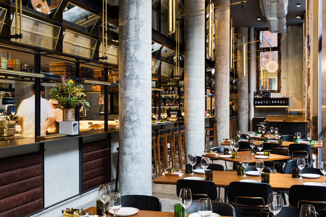 Neri hu design jason atherton s first sydney restaurant for Australian cuisine restaurants