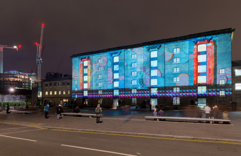 Lumiere London shines a light on the capital's landmarks