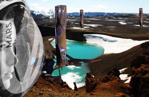 Architect Alberto Villanueva Galindo wants to make life on Mars happen