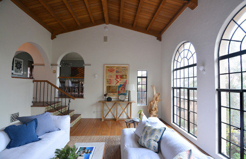 Graffiti artist Shepard Fairey puts his 1920s LA home up for sale