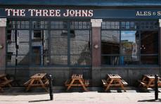 hree Johns pub on White Lion Street