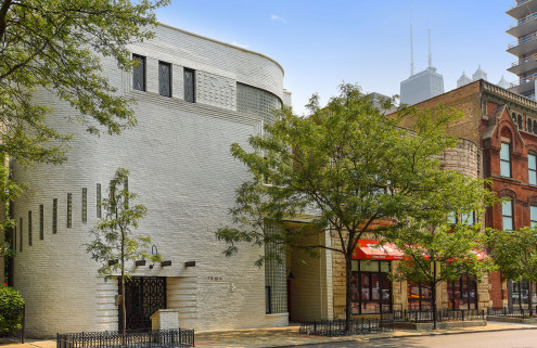 Property of the week: a local Art Moderne hero in Chicago