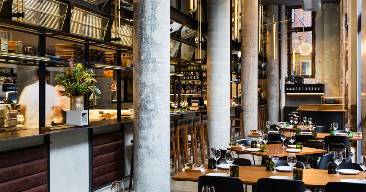 Neri Amp Hu Design Jason Atherton S First Sydney Restaurant