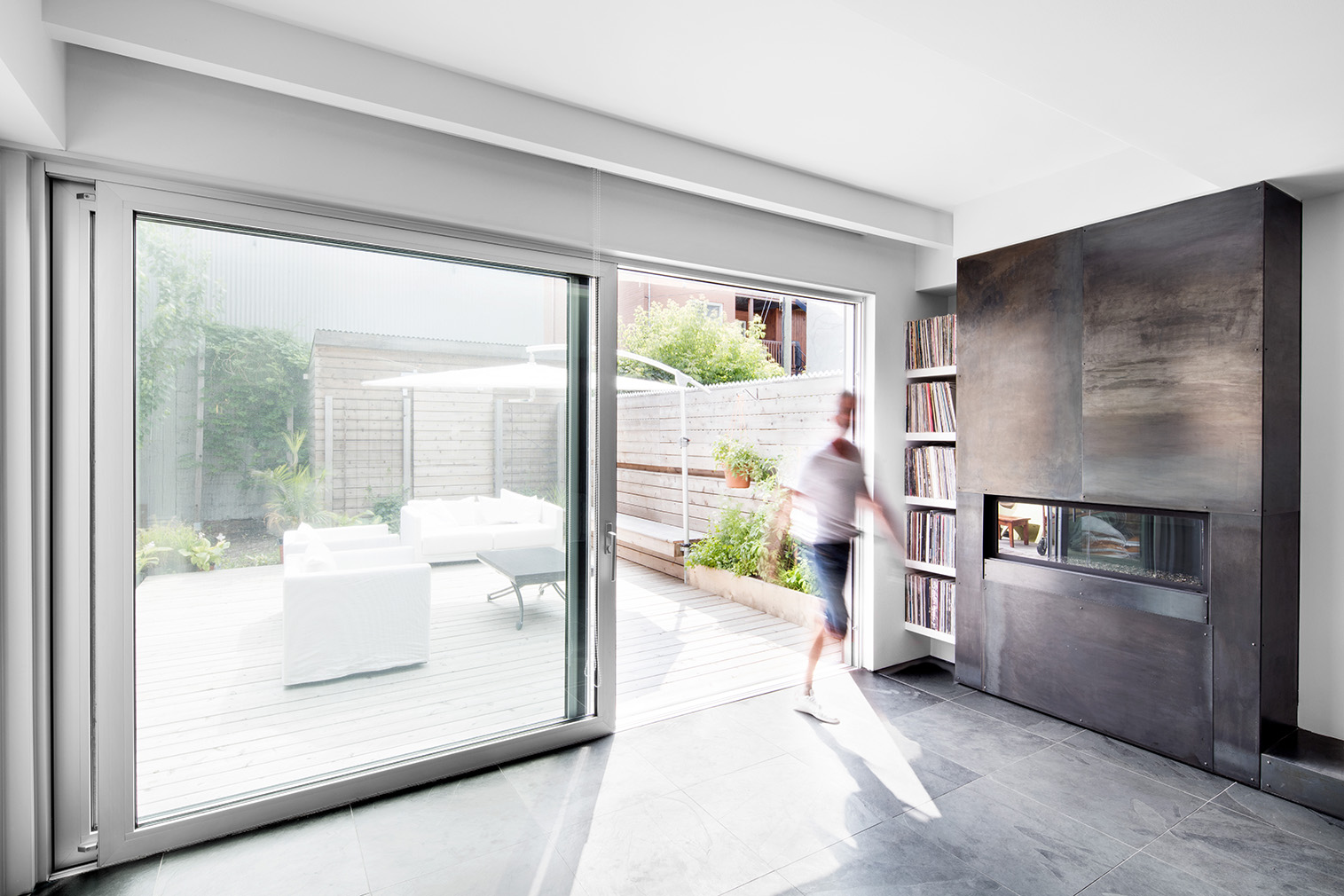 LeJeune Residence Montreal by Architecture Open Form