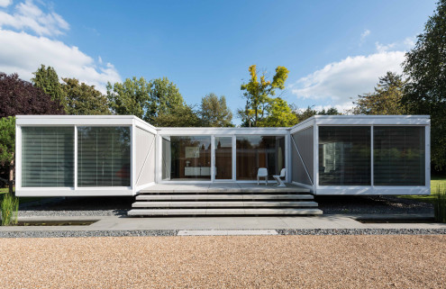 Property of the week: a touch of West Coast Modernism in the British countryside
