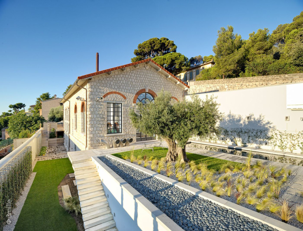 property of the week: a villa born from the bones of a water
