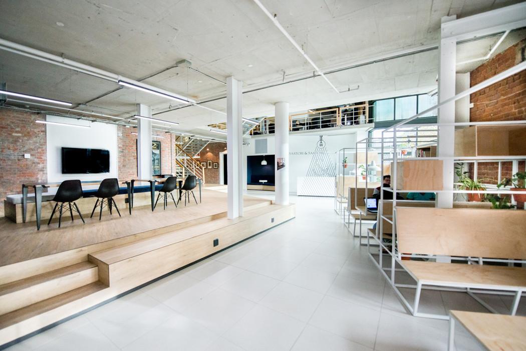 Inhouse Brand Architects Overhaul Saatchi U0026 Saatchiu0027s Cape Town Base