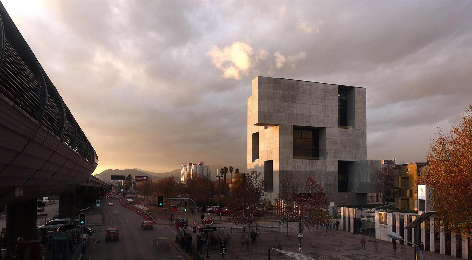 UC Innovation Center – Anacleto Angelini, 2014, San Joaquín Campus, Universidad Católica de Chile, Santiago, Chile Photo by Nina Vidic