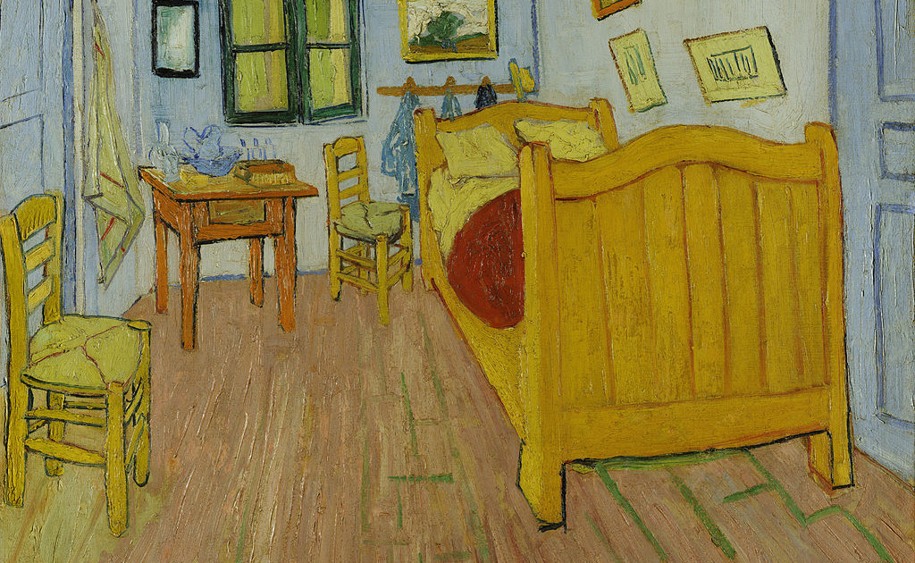 Stay in a Vincent Van Gogh painting via Airbnb - The Spaces