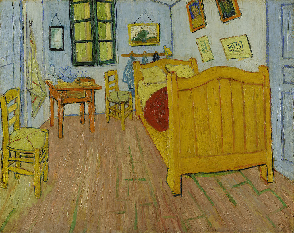 Stay In A Vincent Van Gogh Painting Via Airbnb The Spaces