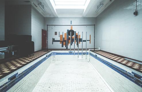 Artists turn Glasgow's Govanhill Baths into an instrument