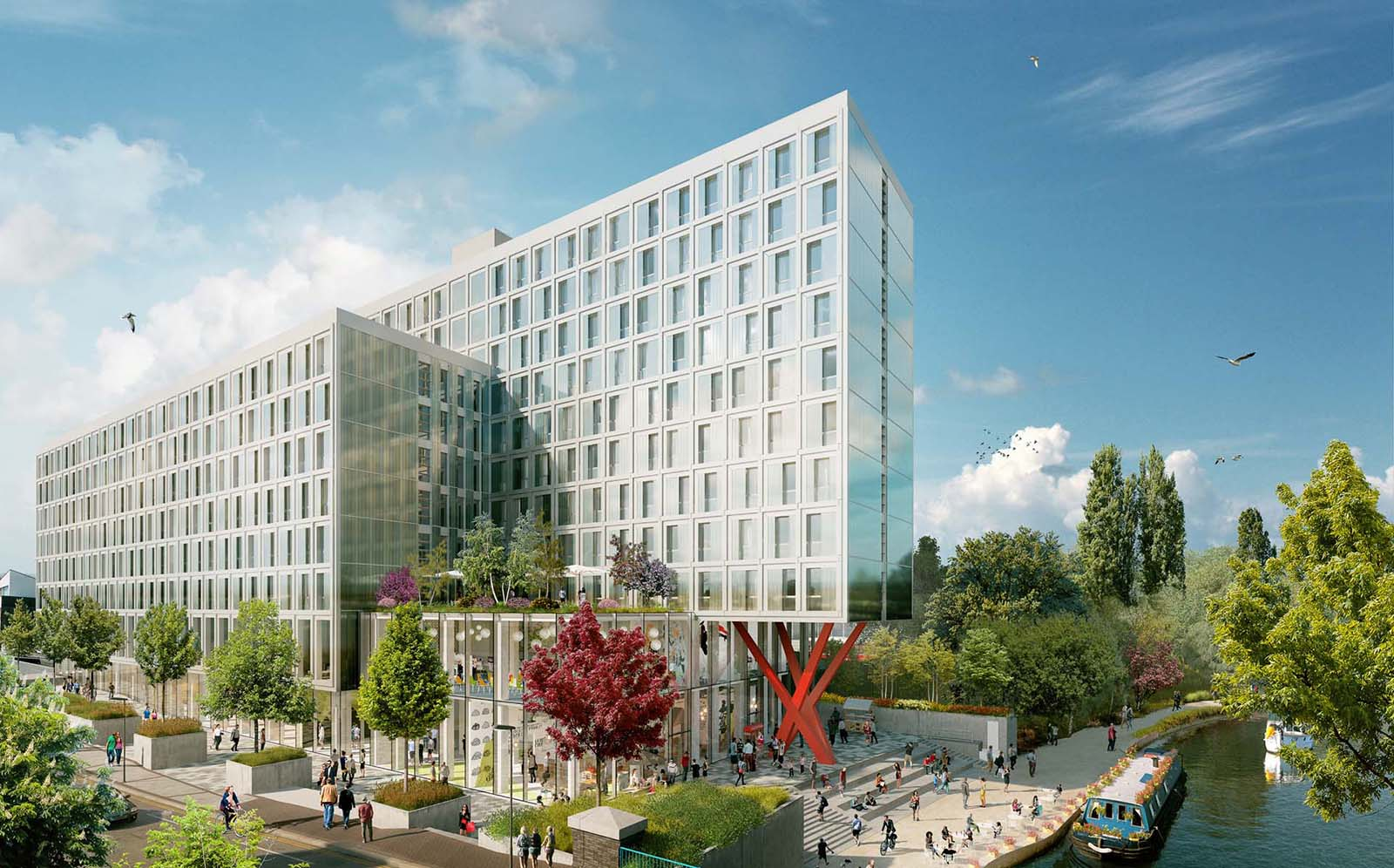 London's Old Oak to welcome world's largest co-living