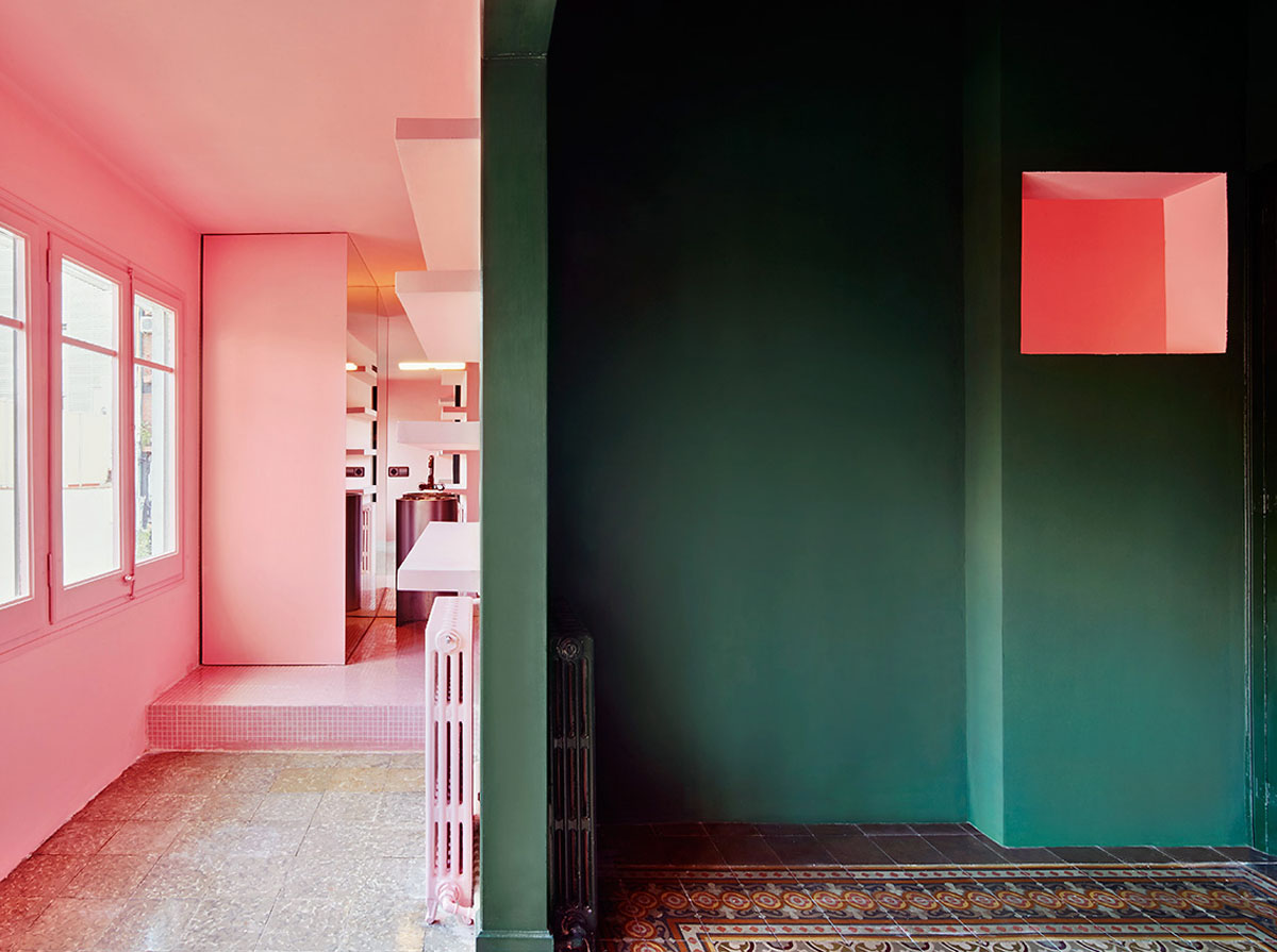 Pastel Interieur Barcelona : 5 finds from across the web: americas back road secrets berlins