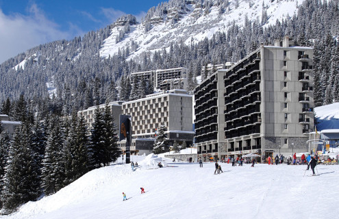 The Brutalist holiday: 6 concrete resorts for architecture enthusiasts