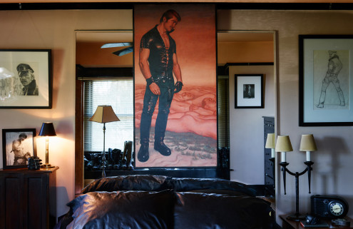 Tom House: tour the phallus-filled former home of artist Tom of Finland