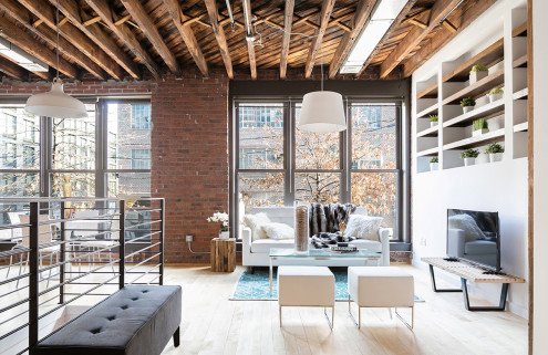 Property of the week: a New York loft with a sweet history