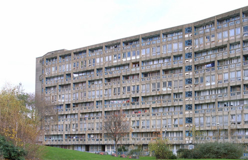 Haworth Tompkins to design Robin Hood Gardens' successor in east London