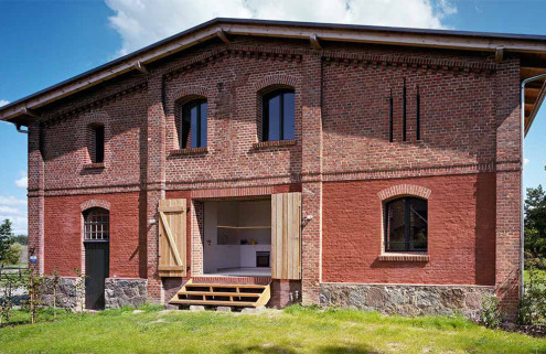 Rental of the week: a barn conversion in Germany