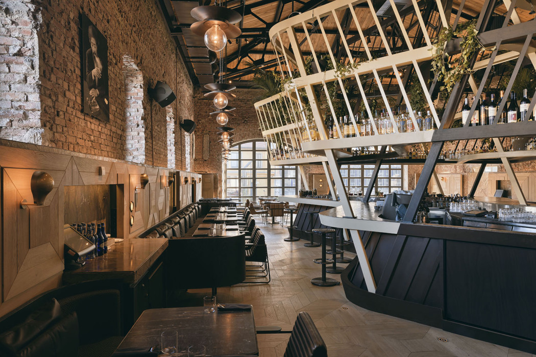 Autoban Designs New Kilimanjaro Restaurant Within Istanbul