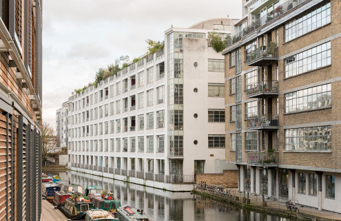 On the market: canal-side properties