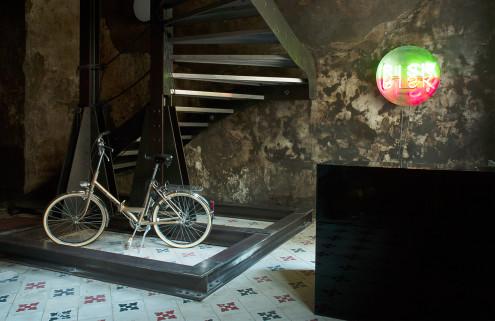 Le Collatéral: a former church reborn as a culture hub and B&B in Arles