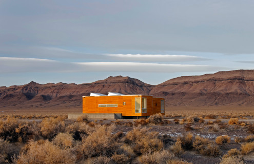 Rental of the week: a desert hideaway in Death Valley, Nevada